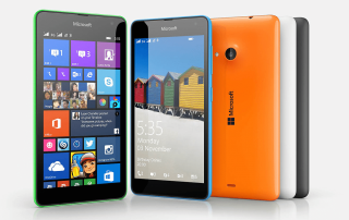 Téléphones Windows 8