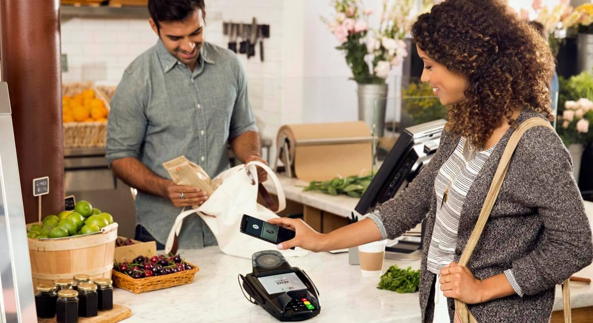 Cliente payant avec Android pay
