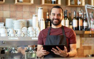 Les caisses tactiles pour restaurant sur iPad