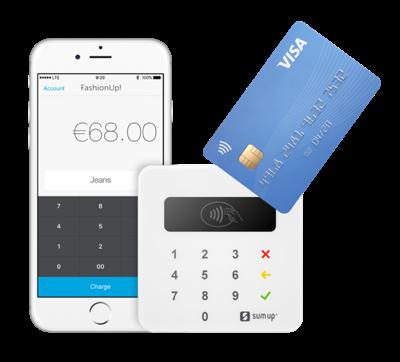 Smartphone et terminal mobile SumUp