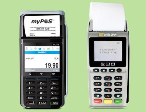 myPOS ou Smile&Pay Maxi? Quel est le meilleur TPE indépendant des banques?