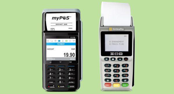 MyPOS et Smile & Pay