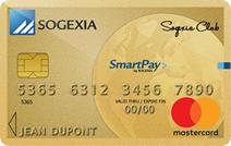 Carte Mastercard de SmartPay