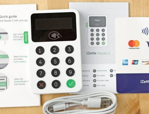 Avis sur iZettle : simple et performant