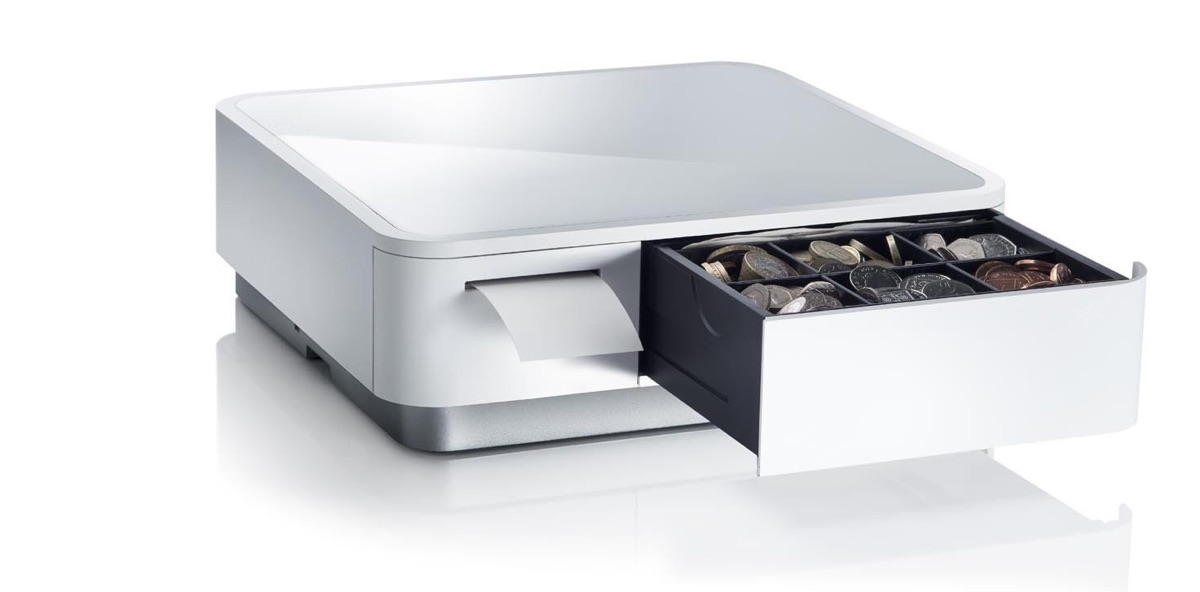 Imprimante et ttiroir-caisse combinés Star mPOP