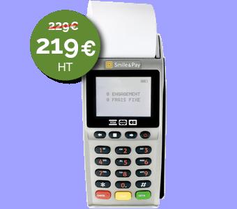 Maxi Smile avec offre spéciale à 219 €