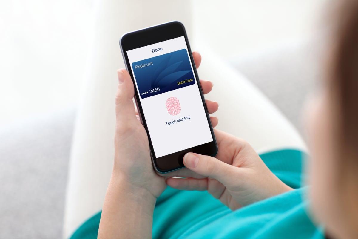 Paiement mobile avec Apple Pay