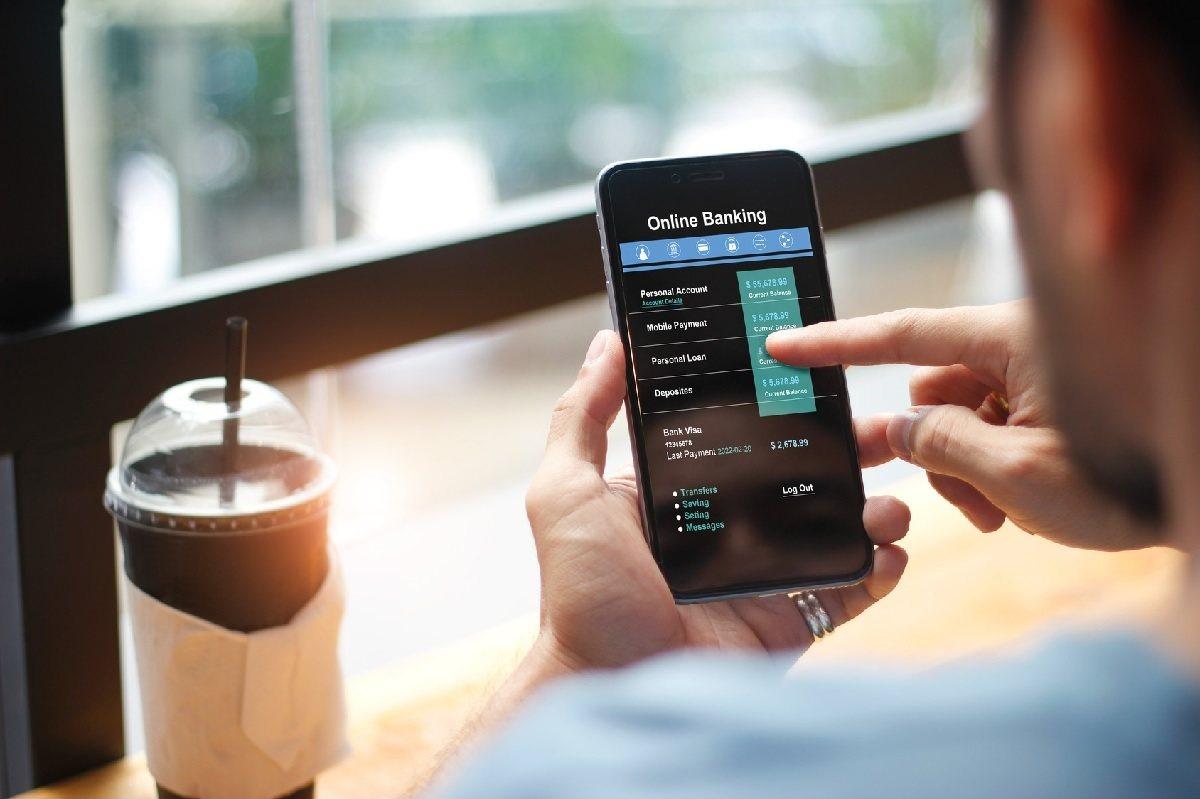 Application bancaire mobile
