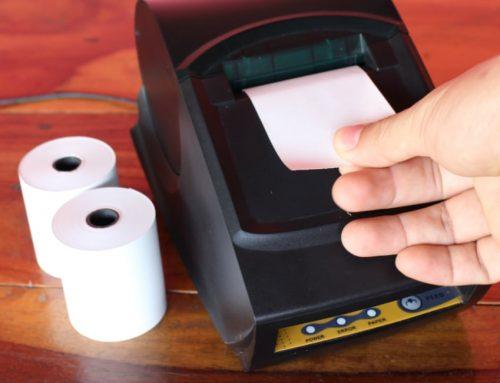 Les dangers du ticket de caisse papier: ils sont bien réels