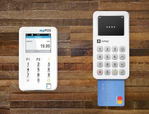 myPOS ou SumUp? Quel terminal 3G choisir?