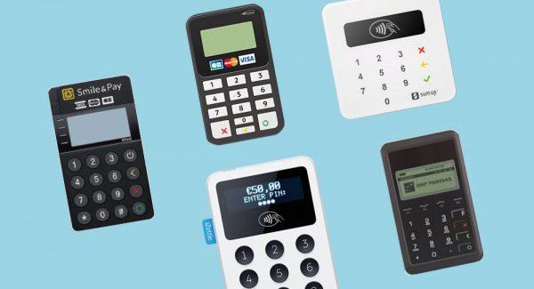 Carte Bancaire Dematerialisee.Le Top 5 Des Lecteurs De Carte Bancaire Mobiles
