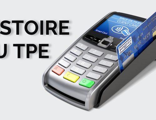 Histoire du terminal de paiement électronique