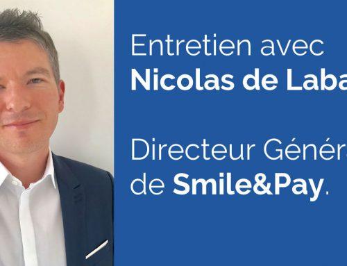 Nicolas de Labarre, de Smile&Pay: «renforcer les synergies avec l'écosystème des fintech françaises»