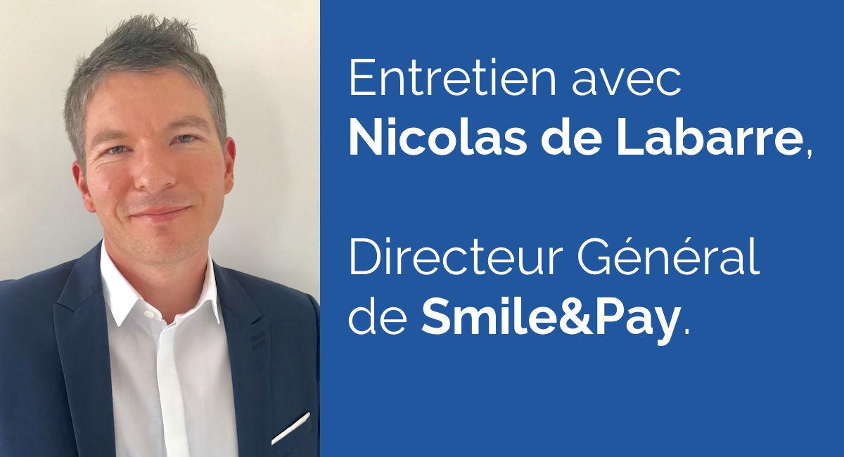 Nicolas de Labarre entretien