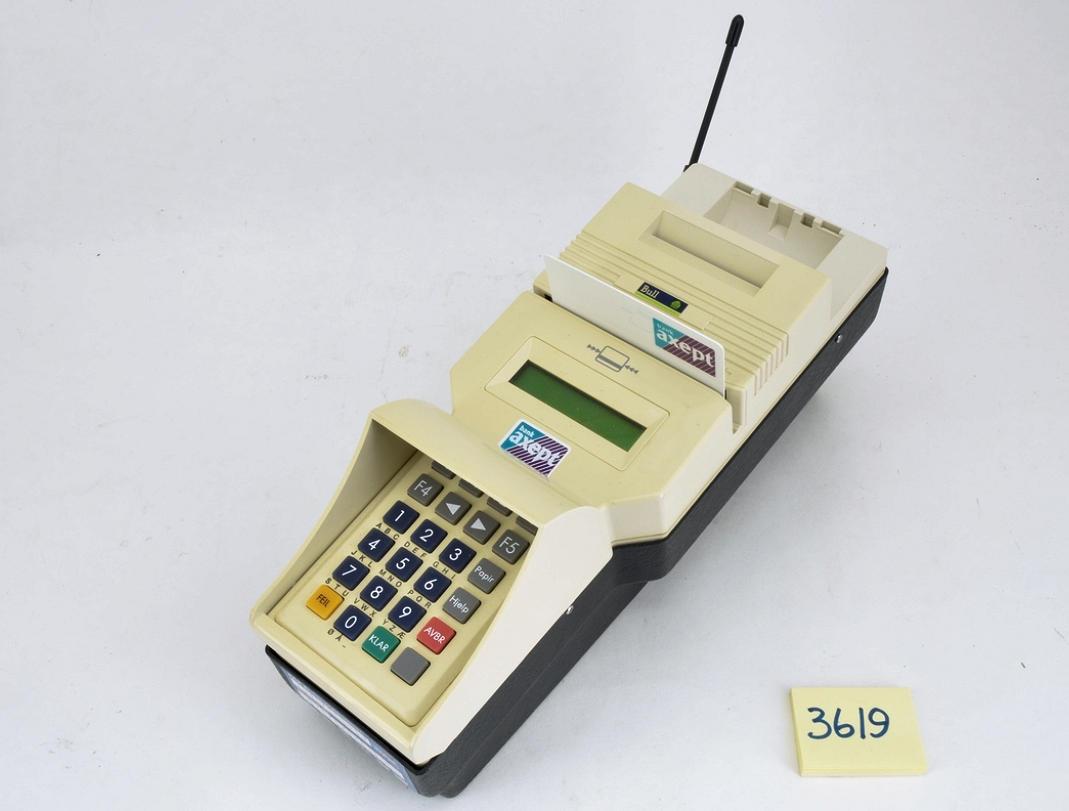 TPE sans fil norvégien Telenor Mobile de 1997
