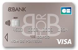 Carte Visa Classique de BforBank