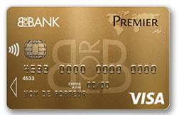 Carte Visa Premier de BforBank