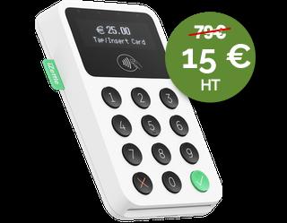 iZettle : offre à 15 euros