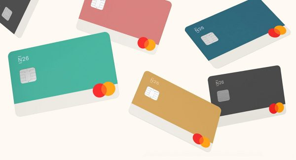 Avis sur la banque N26 - Cartes N26 You