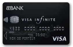 Carte Visa Infinite de BforBank