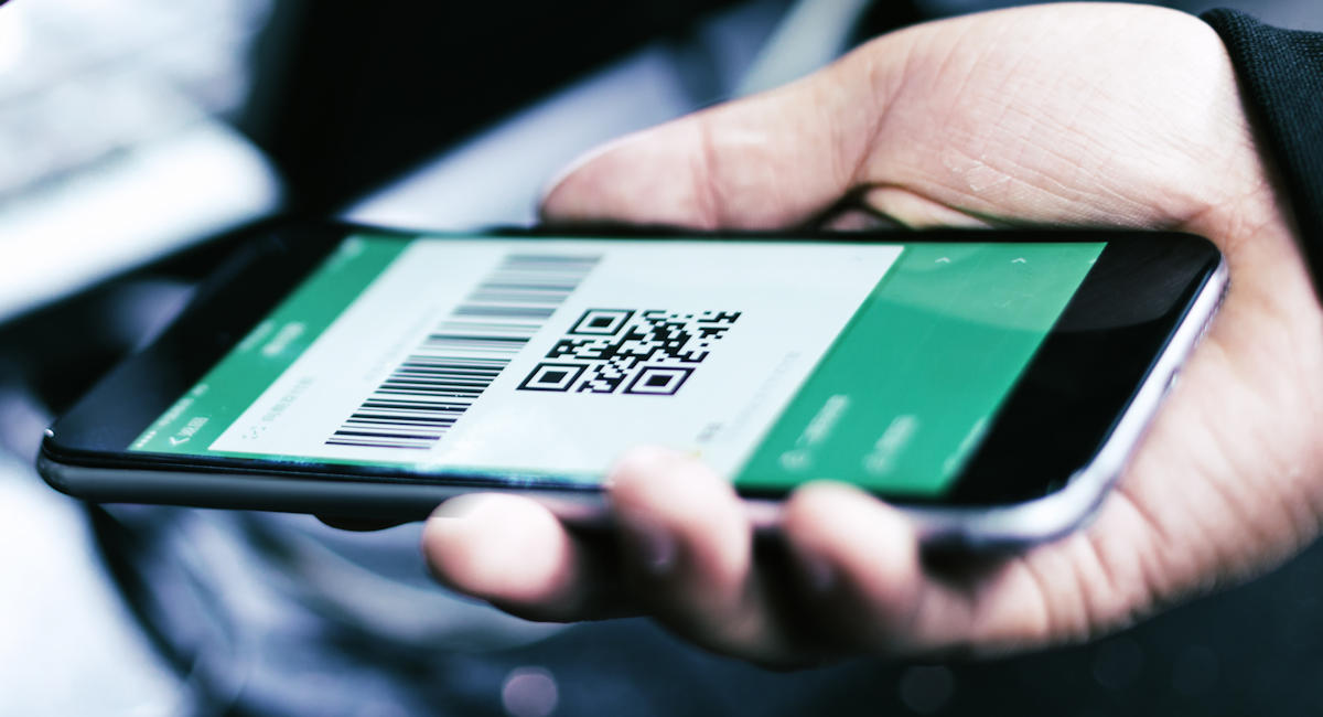 paiement sans TPE avec un QR Code