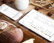 iZettle Go sur un iPad et un iPhone