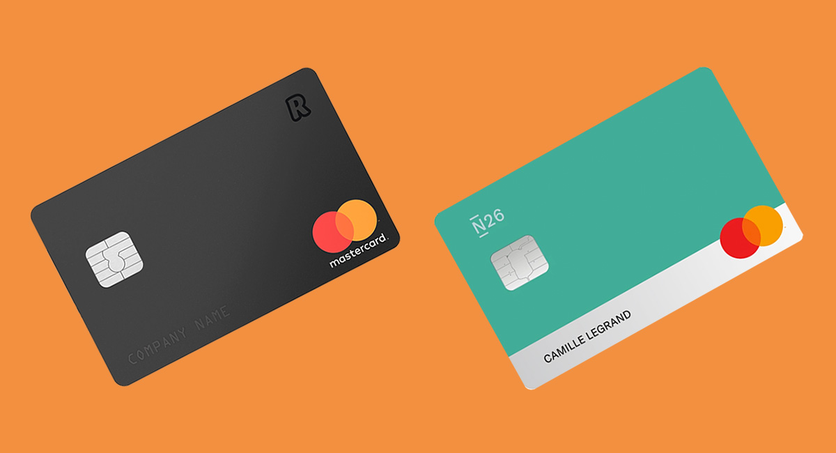 Revolut ou N26 Business comparatif
