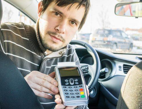 Les meilleurs TPE pour taxi et VTC