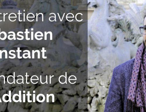 Sébastien Constant de L'Addition: «Ici à Bordeaux nous parvenons à nous entourer des meilleurs»