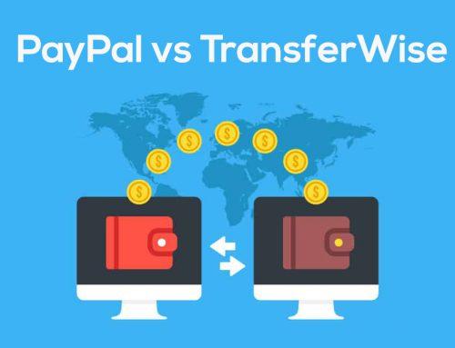PayPal ou Transferwise pour les transferts internationaux?