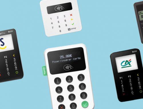 Le Top 5 des lecteurs de carte bancaire mobiles