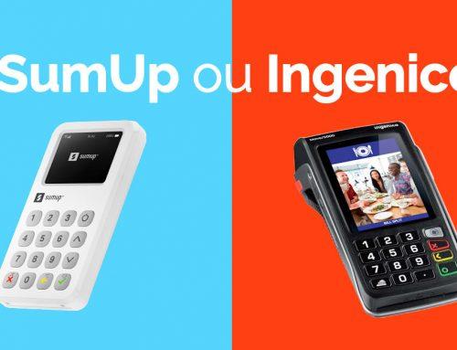 SumUp ou Ingenico? Quel TPE choisir?