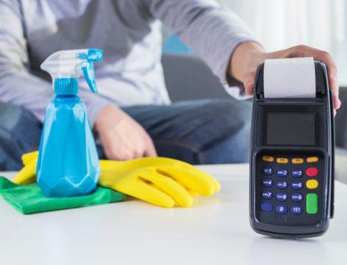 Comment nettoyer et désinfecter votre terminal de paiement