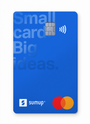 SumUp Card verticale