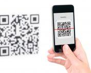 QR code et smartphone
