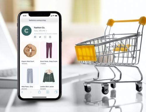 Avis sur SumUp-E-shop Start: pas cher, mais basique