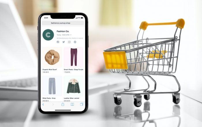 Avis sur SumUp E-Shop Start
