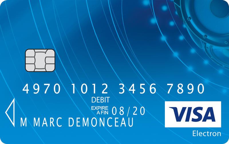 Carte Visa ne fonctionnant qu'en offline