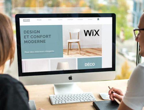 Avis sur Wix: créez facilement sites et boutiques en ligne