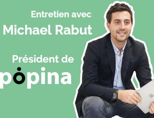 Michael Rabut, de Popina: «Le design est à la base de toutes nos réflexions»