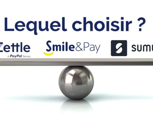 iZettle, Smile and Pay, ou SumUp ? Lequel choisir ?