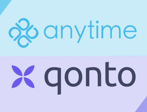 Anytime ou Qonto: le match des comptes pros