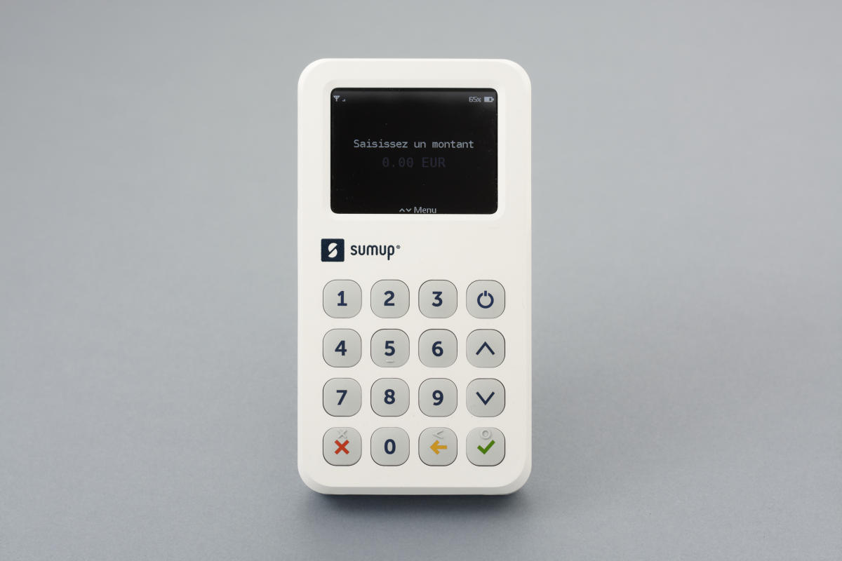 Terminal SumUp 3G