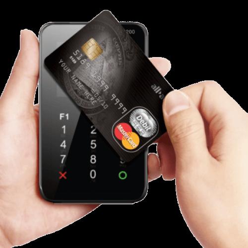 Lecteur de carte bancaire Up2Pay Mobile