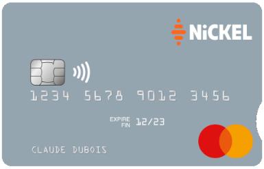 Carte My Nickel