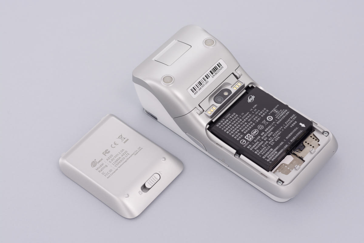 Batterie du PAX A920
