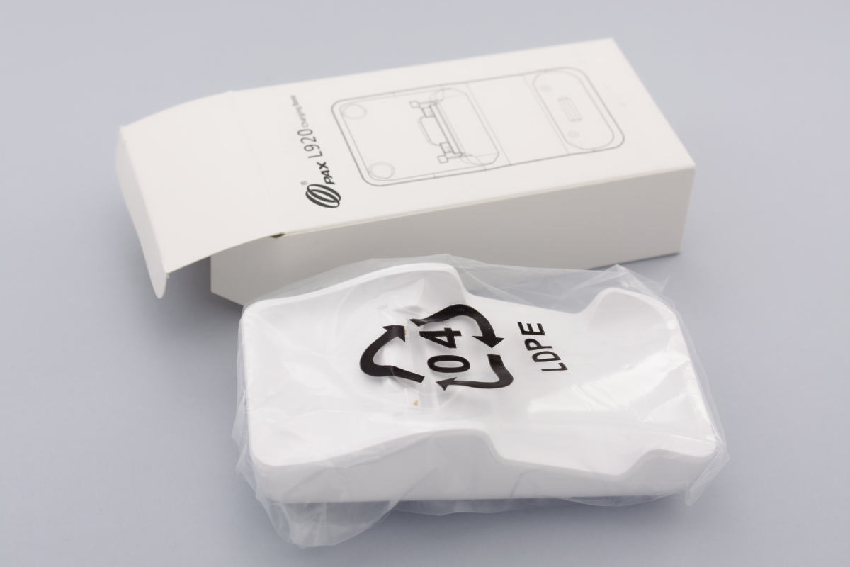 Déballage de la base PAX L920