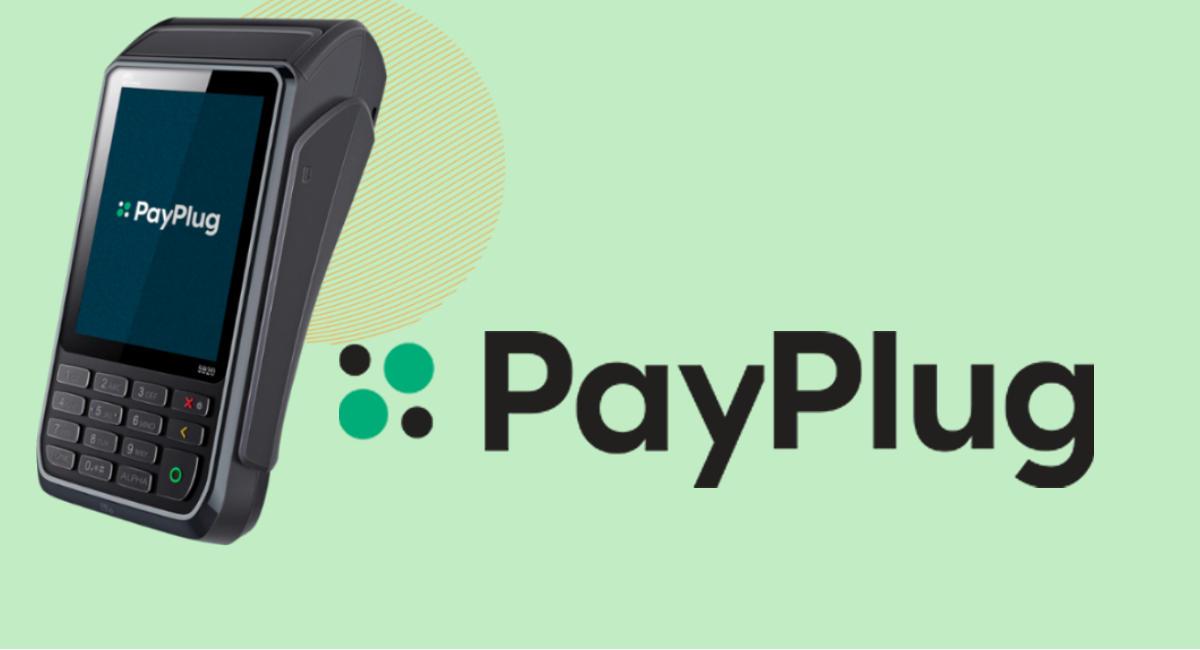 Terminal de paiement de PayPlug et logo