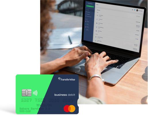 Carte TransferWise business