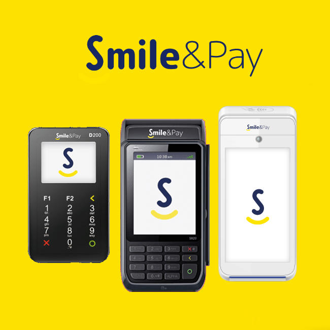 Smile and Pay : gamme de TPE